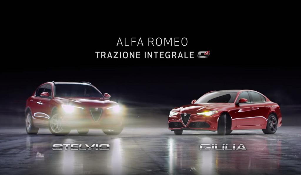 Η Alfa Romeo επιδεικνύει τις ικανότητες του συστήματος Q4 | to10.gr