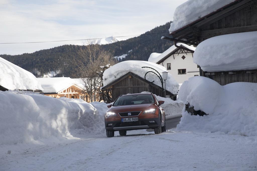 Seat: Οδηγώντας στο χιόνι σαν επαγγελματίας | to10.gr