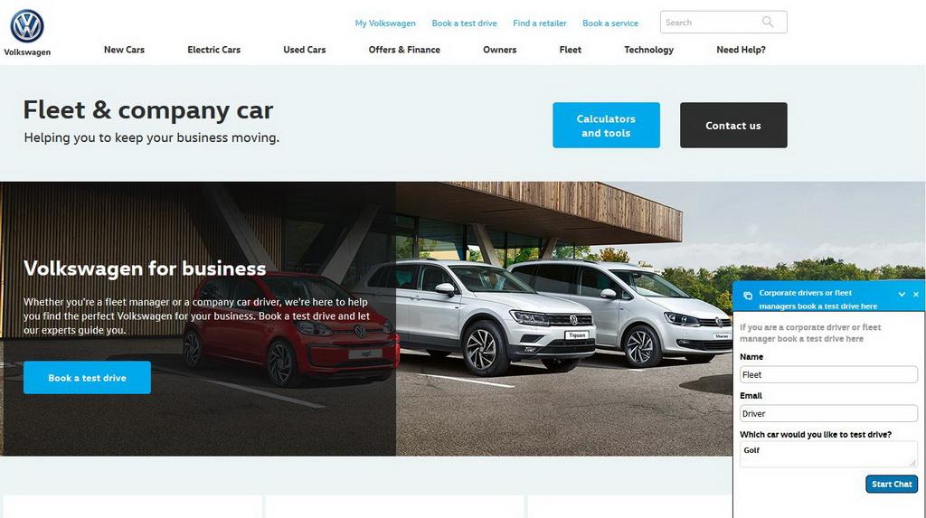 Νέα υπηρεσία test drive από τη Volkswagen | to10.gr