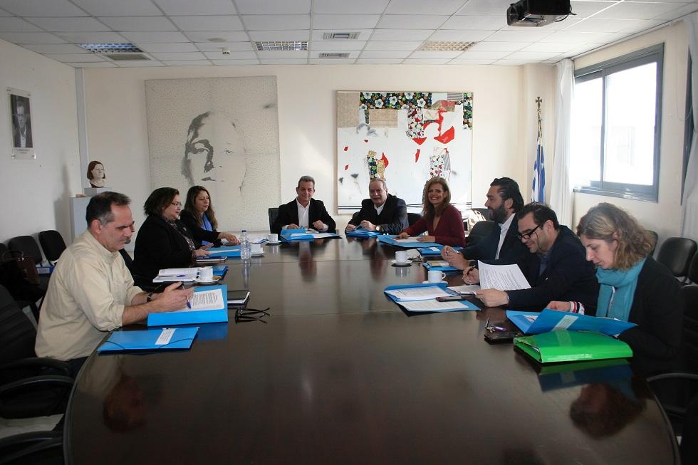 Συνεδρίαση Εθνικής Πλατφόρμας για την Καταπολέμηση του Ντόπινγκ στον Αθλητισμό | to10.gr