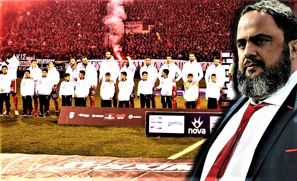Μαρινάκης στα αποδυτήρια: «Κάναμε κακό παιχνίδι, πιστεύω σε εσάς και στον προπονητή, νίκες με Ντιναμό, ΑΕΚ» | to10.gr