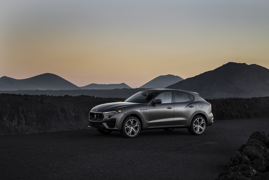 Maserati Levante Vulcano Limited Edition | to10.gr