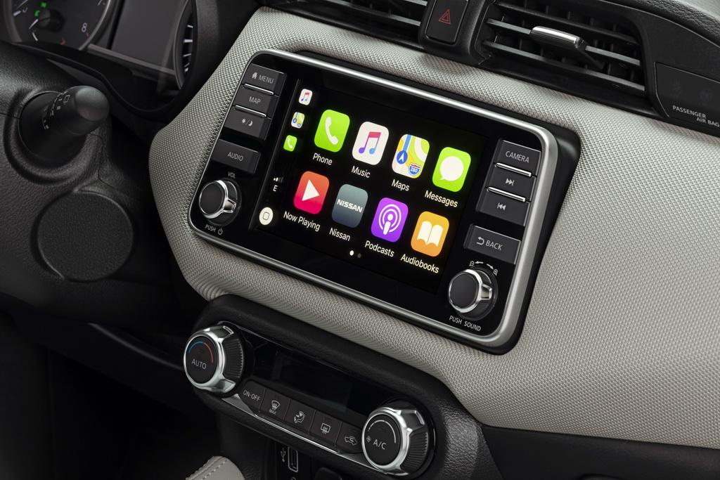 Το νέο NissanConnect εφοδιάζει το Nissan Micra | to10.gr