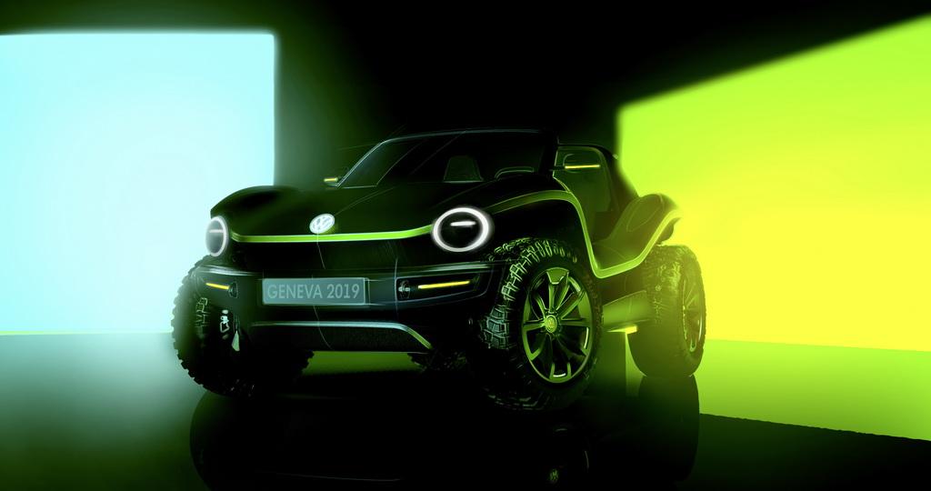 Πλήρως ηλεκτρικό Buggy από τη Volkswagen | to10.gr