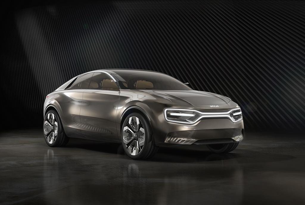 Imagine by Kia: Το νέο αμιγώς ηλεκτροκίνητο concept από την Kia | to10.gr