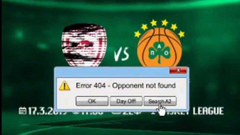 Παναθηναϊκός για Ολυμπιακό: «O αντίπαλος δεν βρέθηκε, ψάξε την Α2!» (vid) | to10.gr