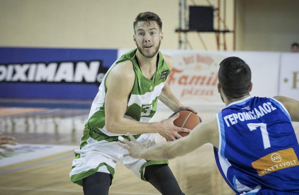 Παίκτης του Ρεθύμνου ο Τράβις Μπάντερ | to10.gr