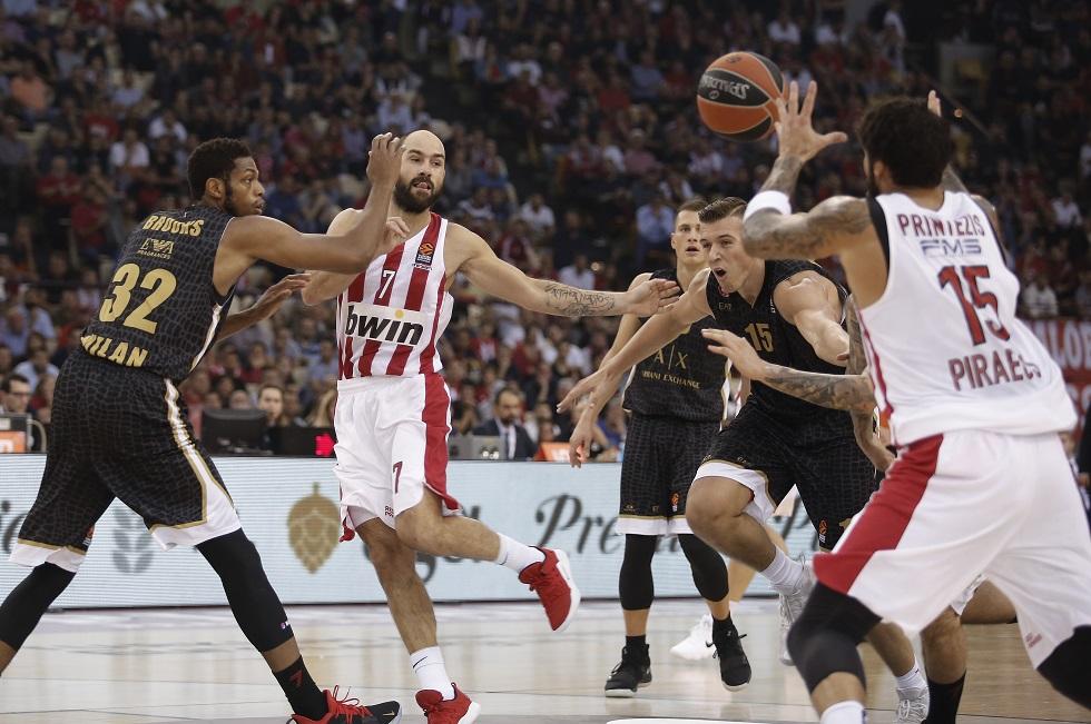 Ολυμπιακός: Έχει τον τρόπο του κόντρα στη Μιλάνο (vids)   to10.gr