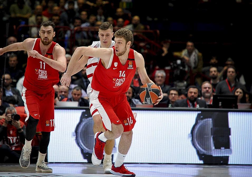 Βεζένκοφ: «Δεν παίζουμε μπάσκετ, αν συνεχίσουμε έτσι θα έχουμε πρόβλημα» | to10.gr