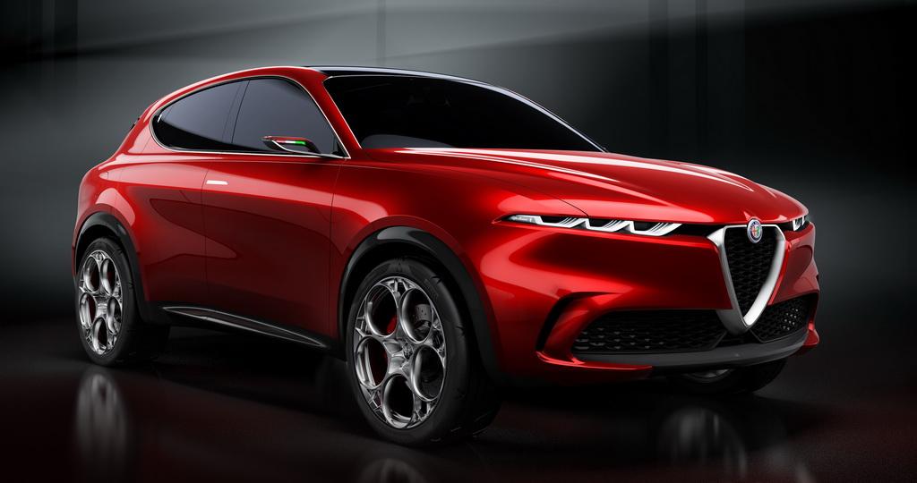Πρωτότυπο SUV Alfa Romeo Tonale | to10.gr