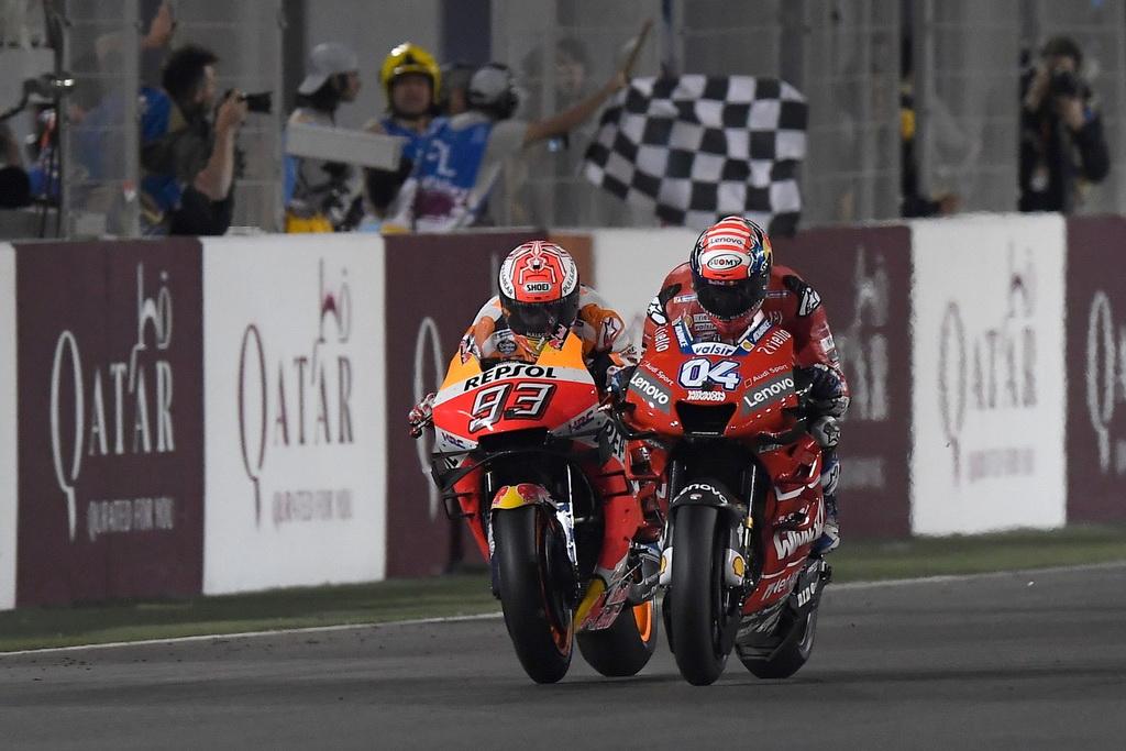 Στην πρώτη θέση, Ducati και Ντοβιτσιόζο στο Κατάρ | to10.gr