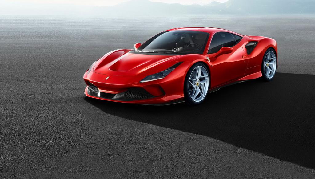 Ferrari F8 Tributo | to10.gr