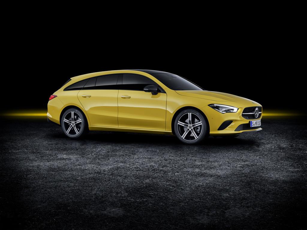 Νέα Mercedes-Benz CLA Shooting Brake | to10.gr