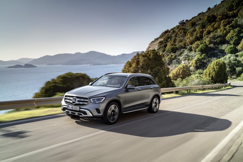 Νέα Mercedes-Benz GLC   to10.gr