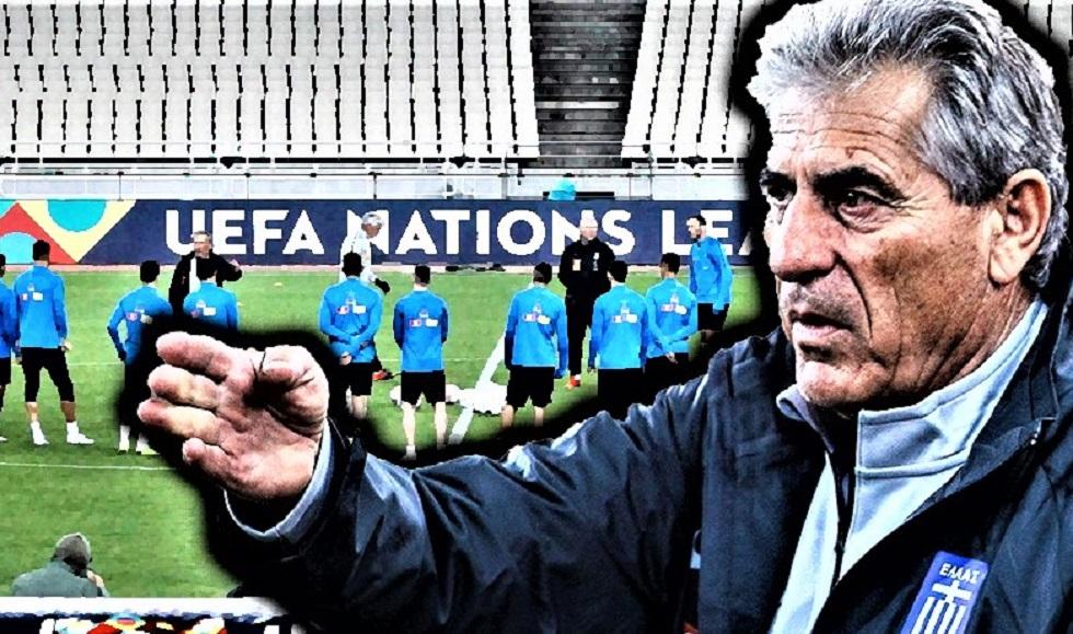 Μίνι προετοιμασία στην Ολλανδία με 15 παίκτες η Εθνική | to10.gr