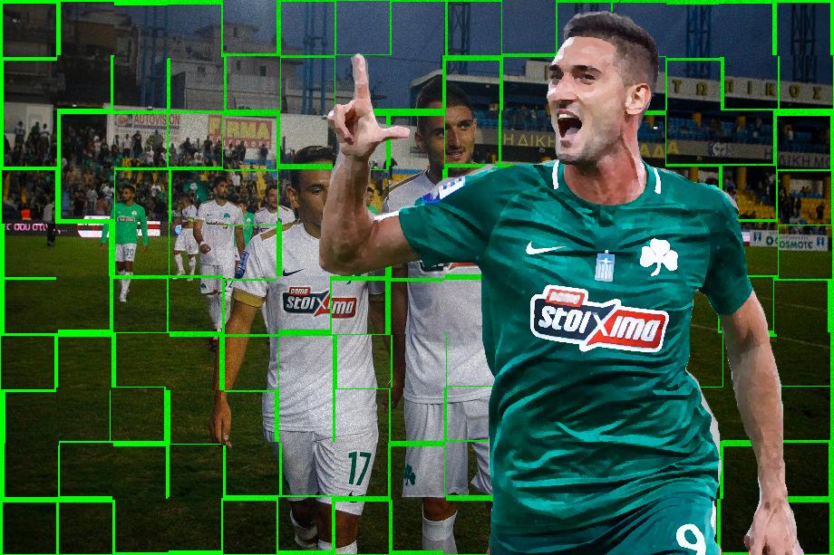 Μακέντα: «Ο Παναθηναϊκός είναι μεγάλος σύλλογος και είμαι χαρούμενος που βρίσκομαι εδώ» | to10.gr