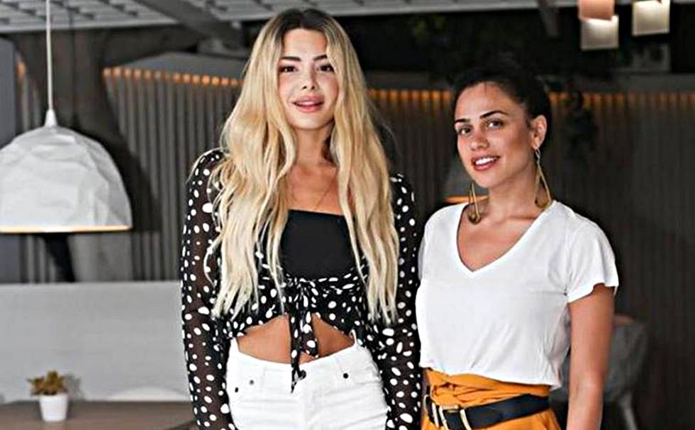 Κόνι Μεταξά και Ζοζεφίν φωτογραφίζονται μαζί φορώντας εσώρουχα (pic) | to10.gr
