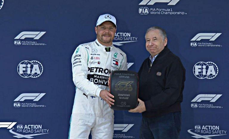 Grand Prix Κίνας: Κυρίαρχος ο Μπότας, «1-2» η Mercedes   to10.gr
