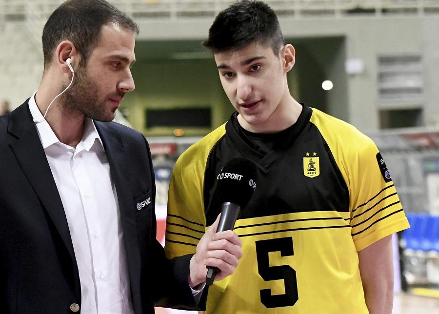 Άρης: Στο Adidas Next Generation All Star Game U-16 ο Καλαϊτζάκης (pic) | to10.gr