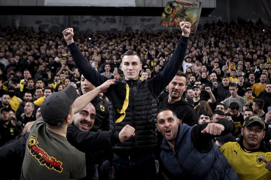 Στο Βέλγιο ο Λυμπερόπουλος, φουντώνουν οι φήμες για Βράνιες   to10.gr