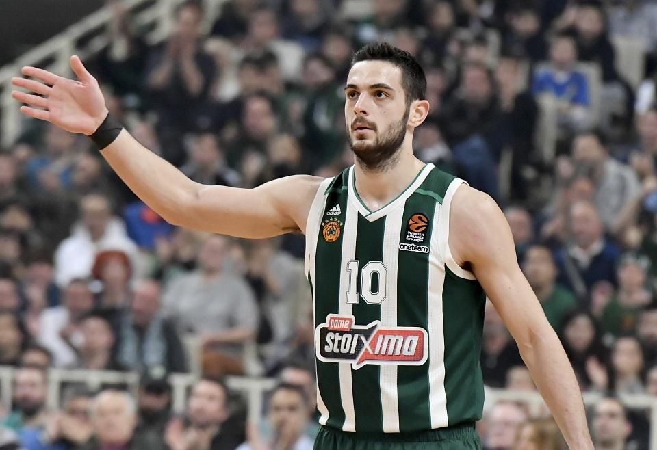 Παπαπέτρου: «Είναι τιμή να έχεις παίξει σε Ολυμπιακό και Παναθηναϊκό»   to10.gr