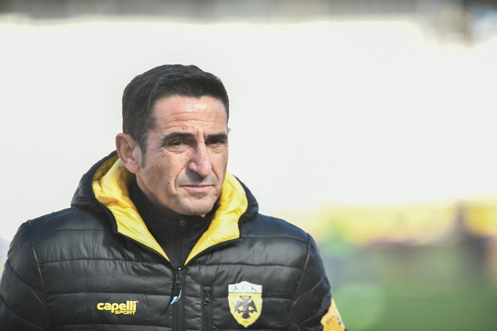 Τρίτος σε αγώνες στον πάγκο της ΑΕΚ ο Μανόλο Χιμένεθ | to10.gr