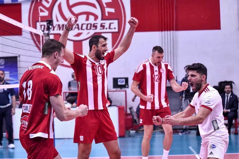 Ολυμπιακός – Φοίνικας Σύρου 3-1 | to10.gr