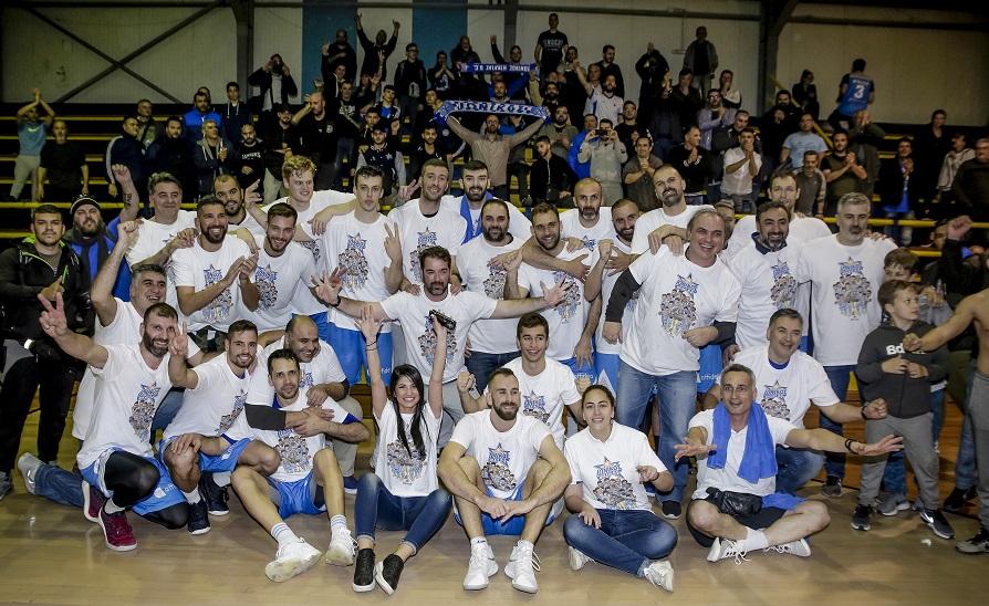 A2: Στην Basket League και μαθηματικά ο πρωταθλητής Ιωνικός! | to10.gr