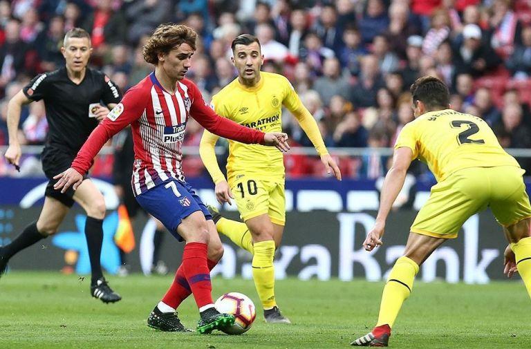 Ατλέτικο Μαδρίτης – Χιρόνα 2-0 | to10.gr