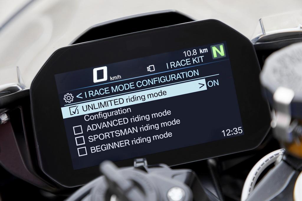 iRace Kit για την S 1000 RR   to10.gr