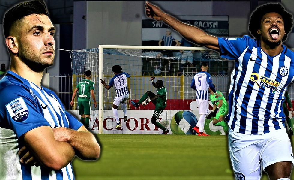 Ατρόμητος – Παναθηναϊκός 2-0 | to10.gr