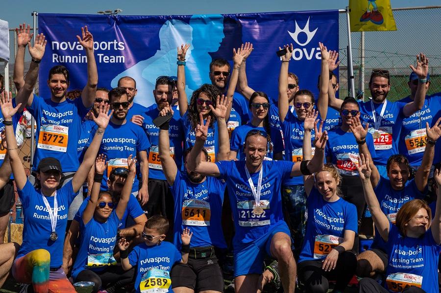 Η Nova στηρίζει τον 10ο Διεθνή Ποσειδώνιο Ημιμαραθώνιο! | to10.gr