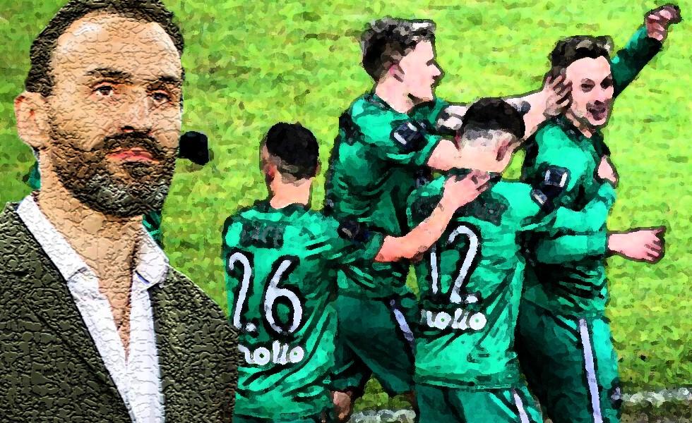 Παναθηναϊκός: Ο Κωνστάντος ενημέρωσε τους παίκτες για Νταμπίζα – Ξαφνιάστηκε ο Δώνης | to10.gr