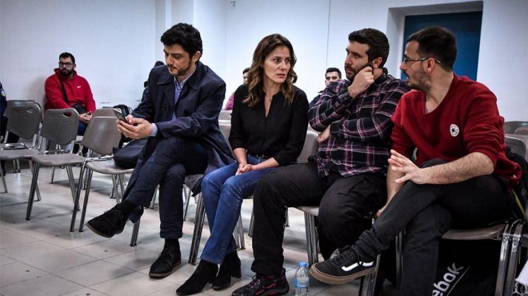 Η Μπέτυ Μπαζιάνα στη δίκη της Χρυσής Αυγής | to10.gr