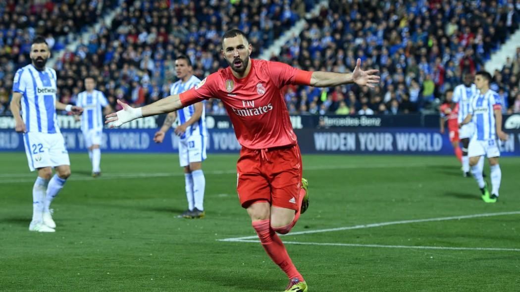 Λεγκανές – Ρεάλ Μαδρίτης 1-1   to10.gr