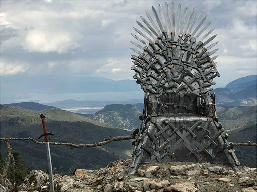 Game of Thrones: Που βρίσκεται ο «Σιδερένιος Θρόνος» του Westeros | to10.gr