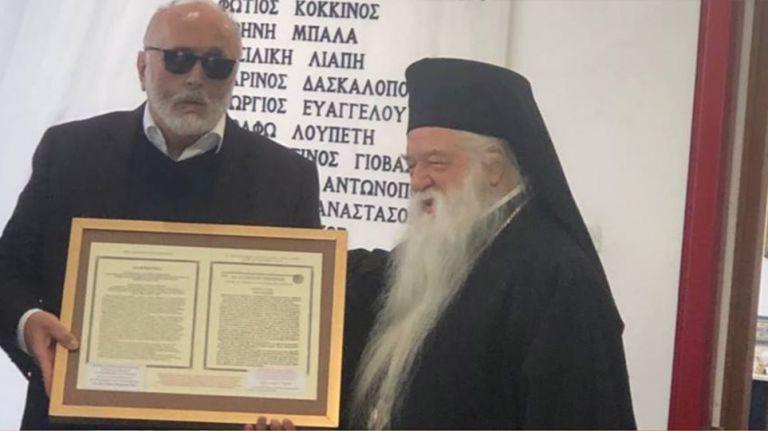 Αμβρόσιος: «Ψυχορραγούν οι Συριζαίοι – Η Εκκλησία θα στηρίξει τον Κουρουμπλή» | to10.gr