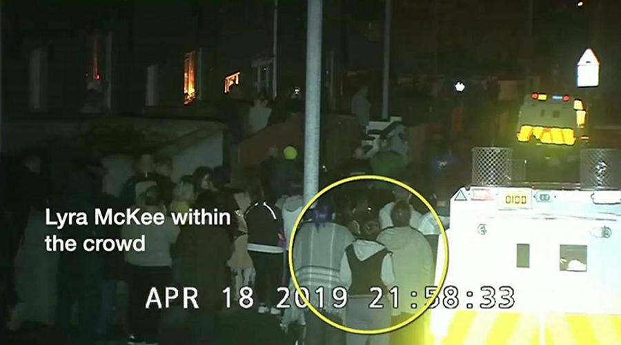 Βίντεο – ντοκουμέντο από τη στιγμή της δολοφονίας της Λάιρα ΜακΚί | to10.gr