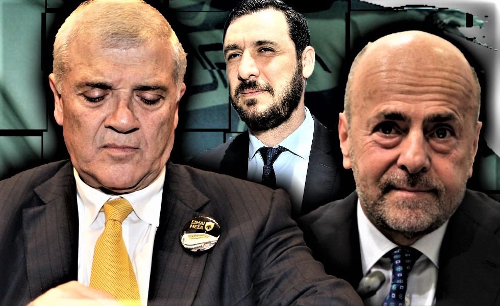 «Ο Μελισσανίδης τηλεφώνησε στον Αλαφούζο για να ψηφίσει τον Λυσάνδρου» | to10.gr
