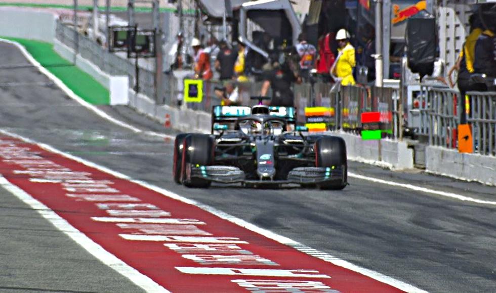«Απλησίαστη» η Mercedes ο Μπότας την pole position στην Ισπανία | to10.gr