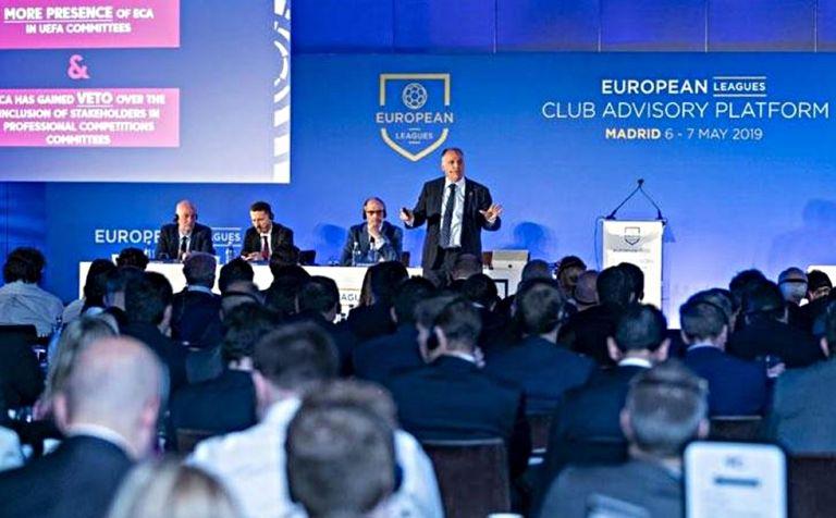 Οργανωμένη αντίδραση από 28 Ομοσπονδίες κατά της UEFA για τις αλλαγές στο CL   to10.gr