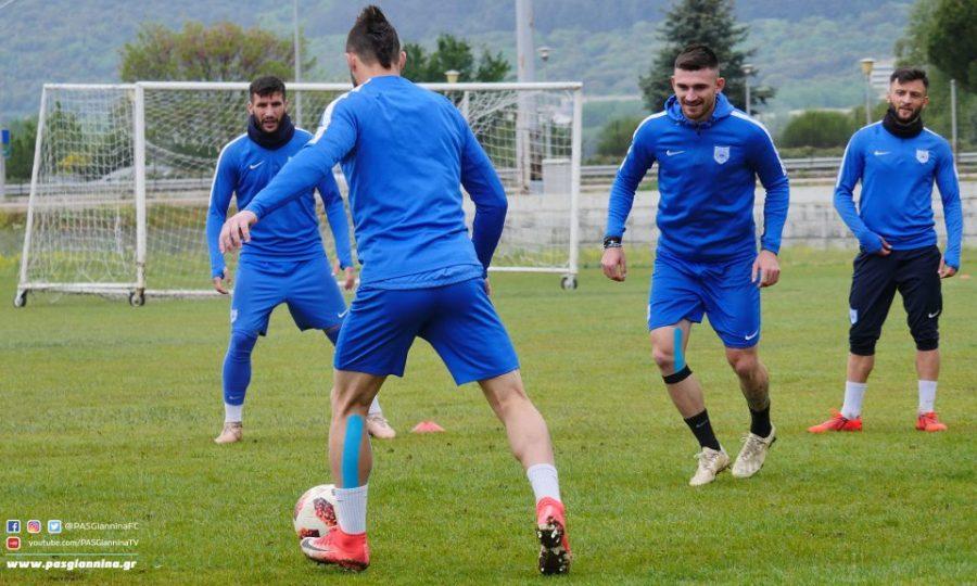 Έτοιμος για τον «τελικό» με ΠΑΟΚ ο ΠΑΣ Γιάννινα | to10.gr
