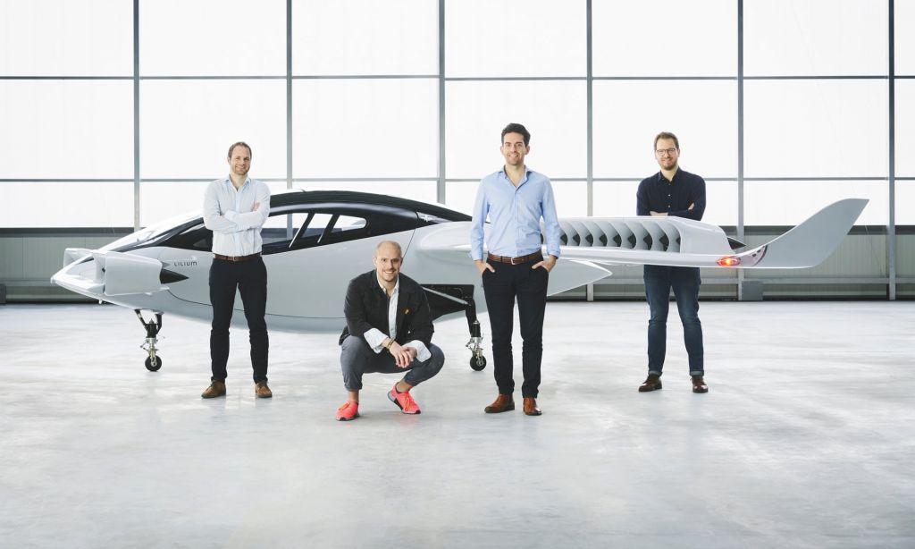 Το πρώτο ηλεκτρικό πενταθέσιο ιπτάμενο ταξί κάθετης απογείωσης | to10.gr