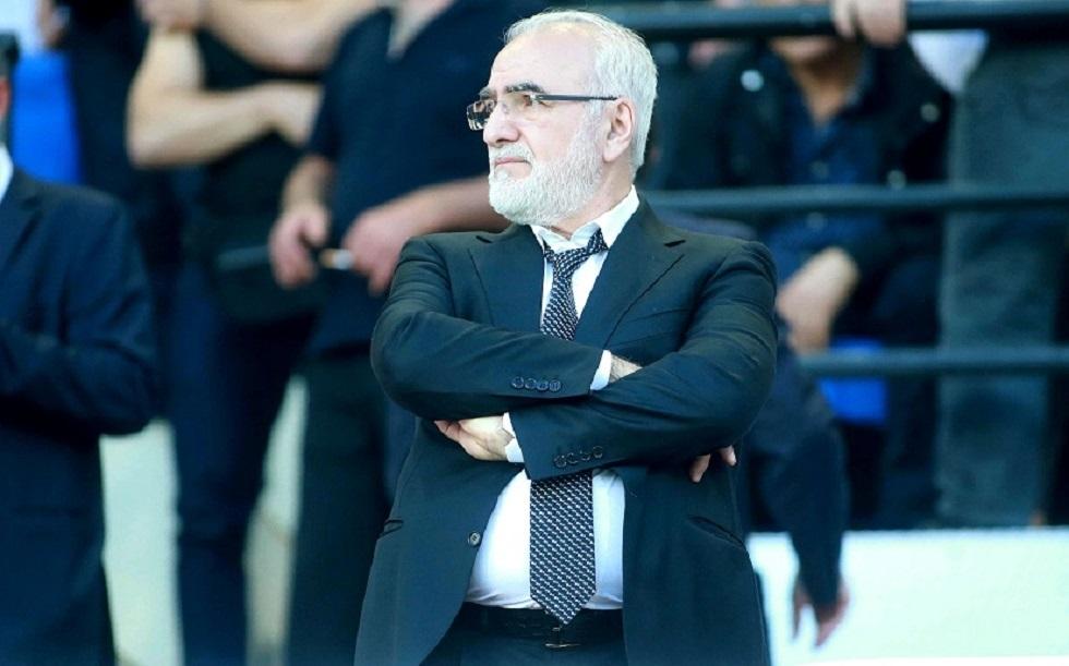Υποδέχτηκε την αποστολή του ΠΑΟΚ ο Ιβάν Σαββίδης (vid) | to10.gr