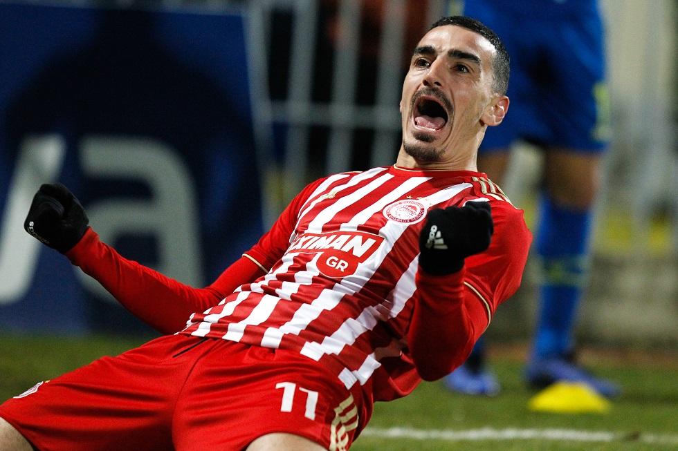 Λάζαρος: «Πρωτάθλημα, τίτλους και ωραίο ποδόσφαιρο» | to10.gr
