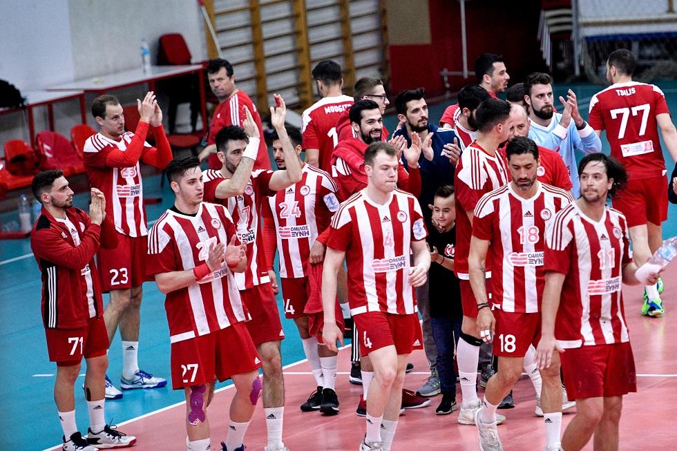 Ολυμπιακός: Πάνοπλος στον πρώτο τελικό | to10.gr