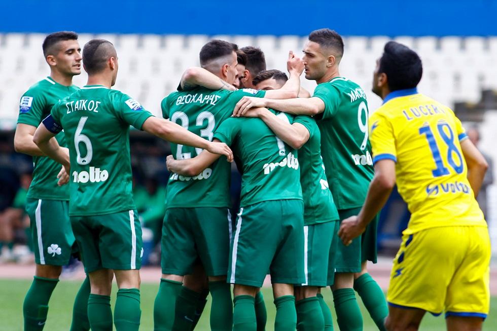 Παναθηναϊκός – Παναιτωλικός 4-0 | to10.gr