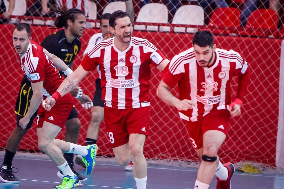 Ολυμπιακός – ΑΕΚ 23-15 | to10.gr