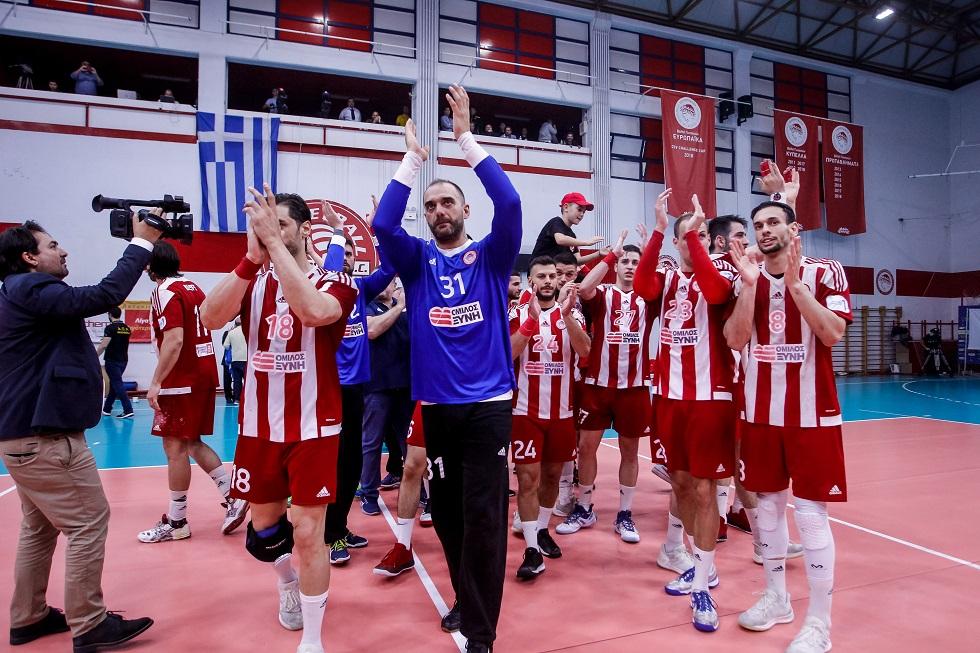 Ζαραβίνας: «Κάναμε το 1-0, αλλά η σειρά έχει ακόμα πολύ δρόμο» | to10.gr