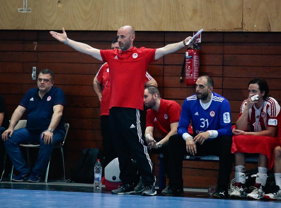 Ζαραβίνας: «Ηταν ένα δυνατό παιχνίδι, συγκεντρωνόμαστε στον τρίτο τελικό» | to10.gr
